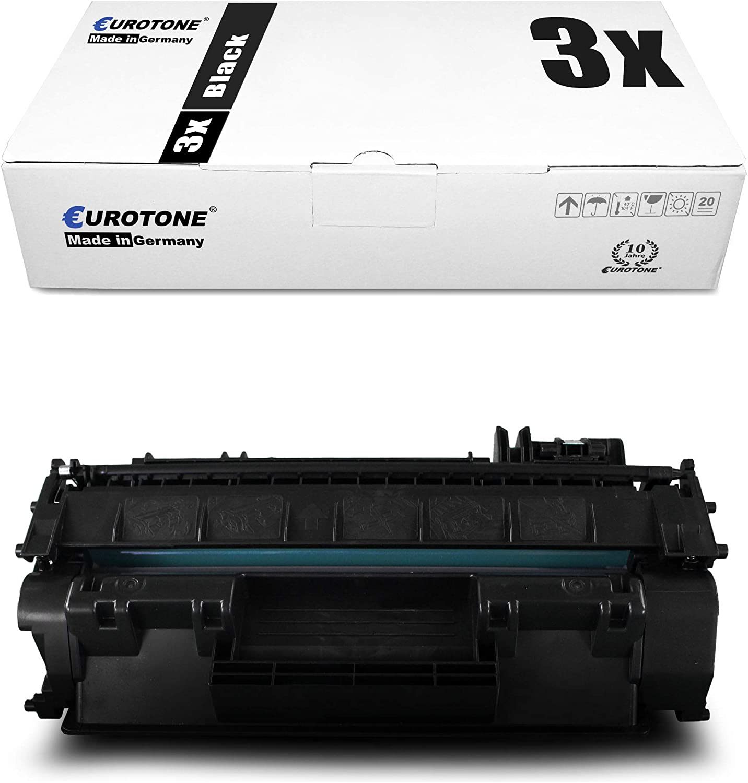 10x Eurotone Toner for Canon Lasershot LBP 1210 Replaces 5773A004 EP25 Black EP-25