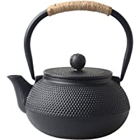 HwaGui - Pearl Cast Iron Tea Kettle with Filter
