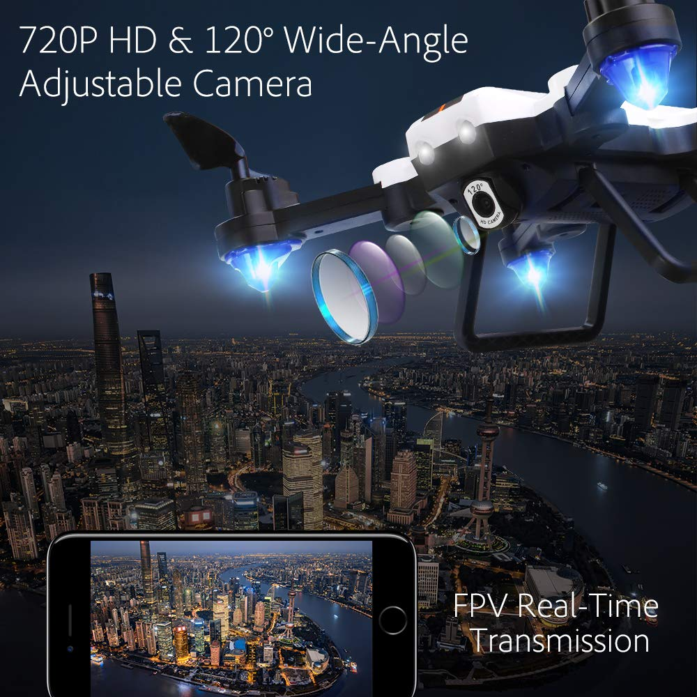 HAOXIN 3.7V 550 mah Bater/ía de Litio Modular de Repuesto para Drone F21G IELLO Aviones Quadcopter Repuestos