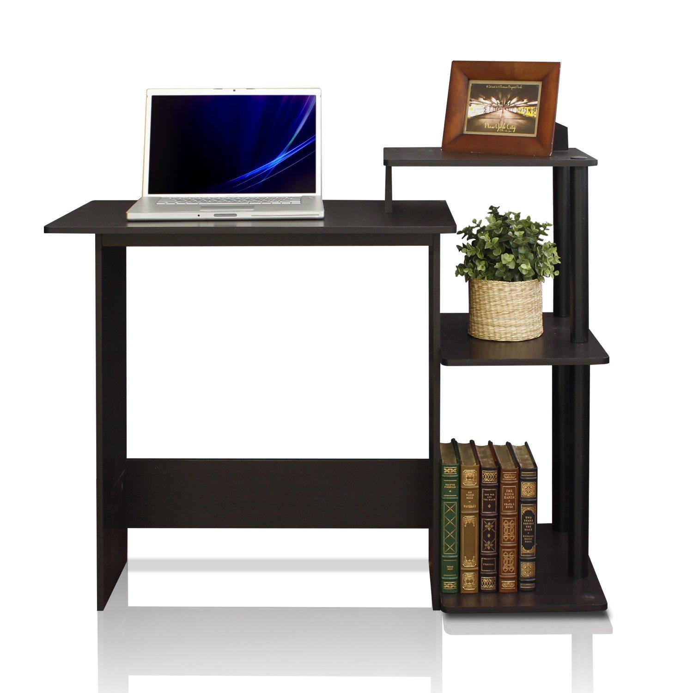 with desktop des desk bookcase ikea storage bookshelf combination and bookshelves computer shelves shelving combo expedit cool hack wallpaper