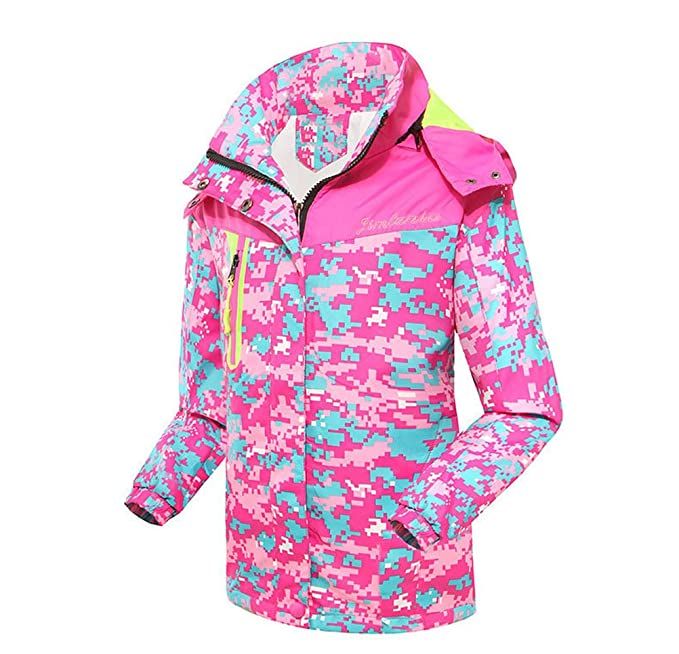 Amazon.com: Roseate Girls Lightweight Jacket Waterproof Sportswear ...