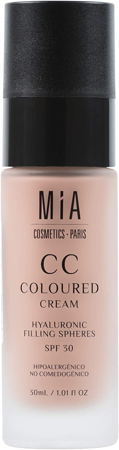 Image of Mia Cosmetics-Paris - CC Coloured Cream SPF 30, Dark, 30 ml