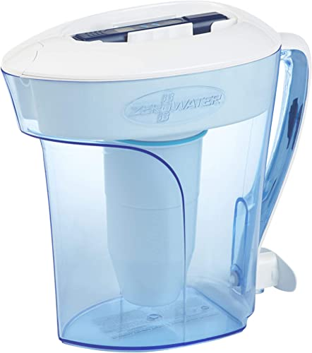 ZeroWater ZP-010 10 Cup Water Filter Pitcher