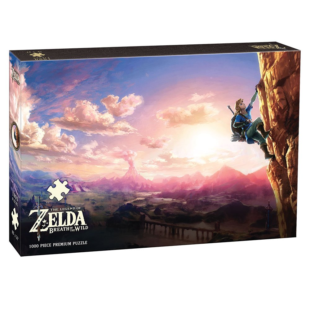 Legend of Zelda Breath of the Wild Puzzle
