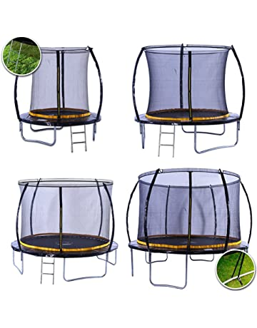 03d52f09dd763 kanga 6ft   8ft   10ft   12ft Premium Trampoline with Safety Enclosure