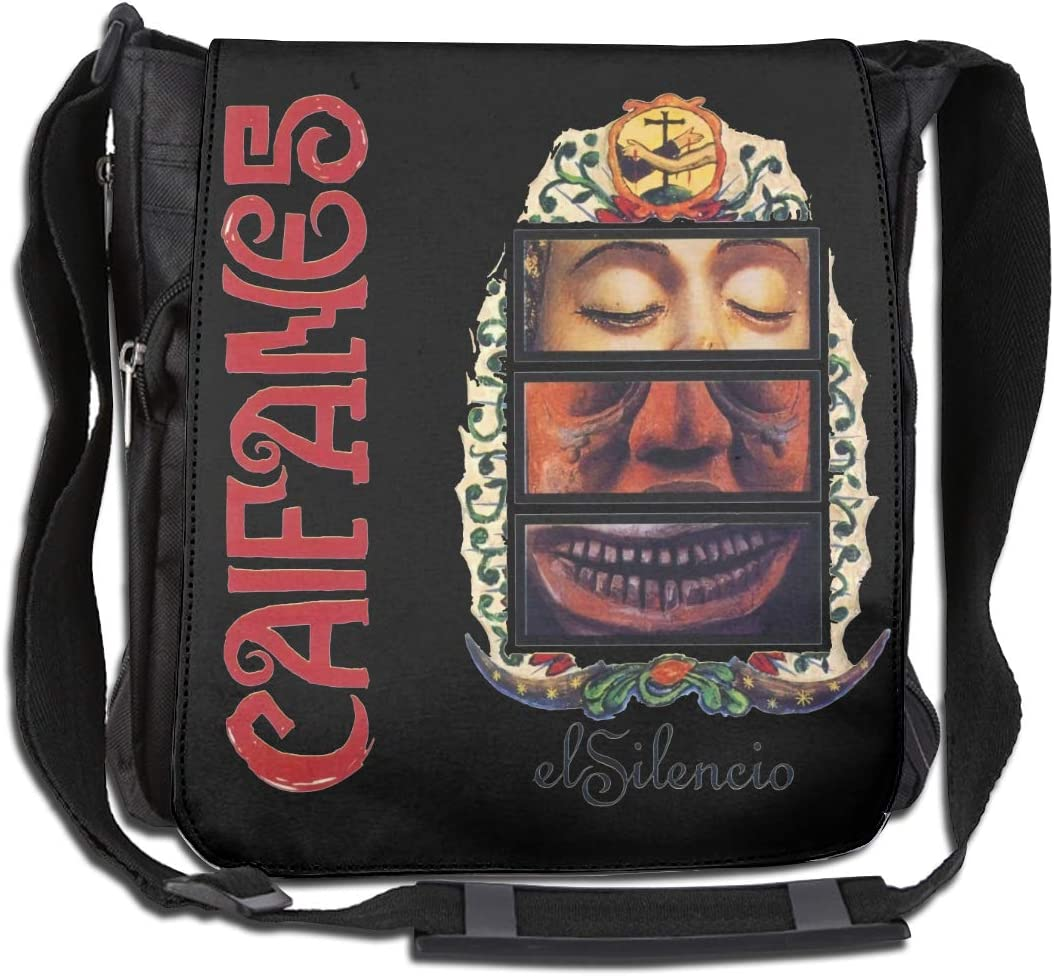 Caifanes Large Capacity Messenger Bag Shoulder Bag Simple Fashion Personality