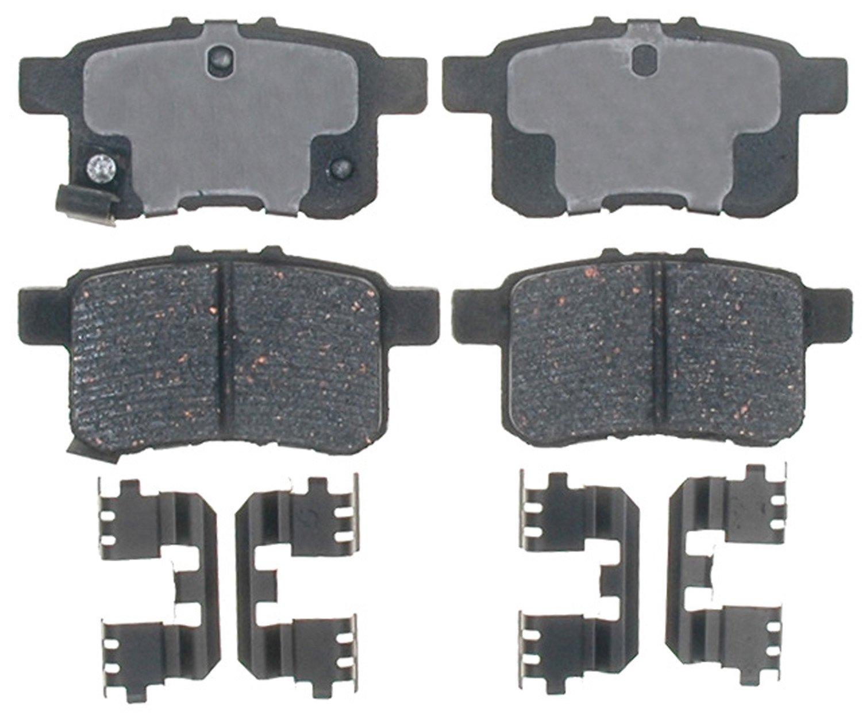 ACDelco 17D1336CH Professional Ceramic Rear Disc Brake Pad Set