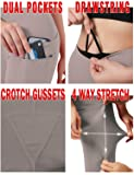 ODODOS Dual Pocket High Waist Workout