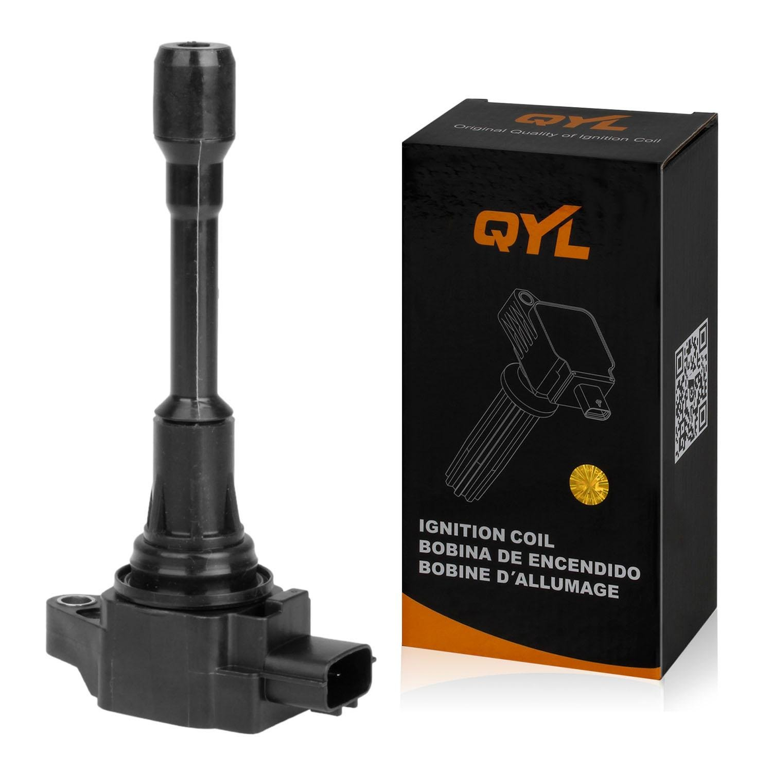 OE-Quality New Ignition Coil Cassette Pack For Hyundai Accent Kia Rio