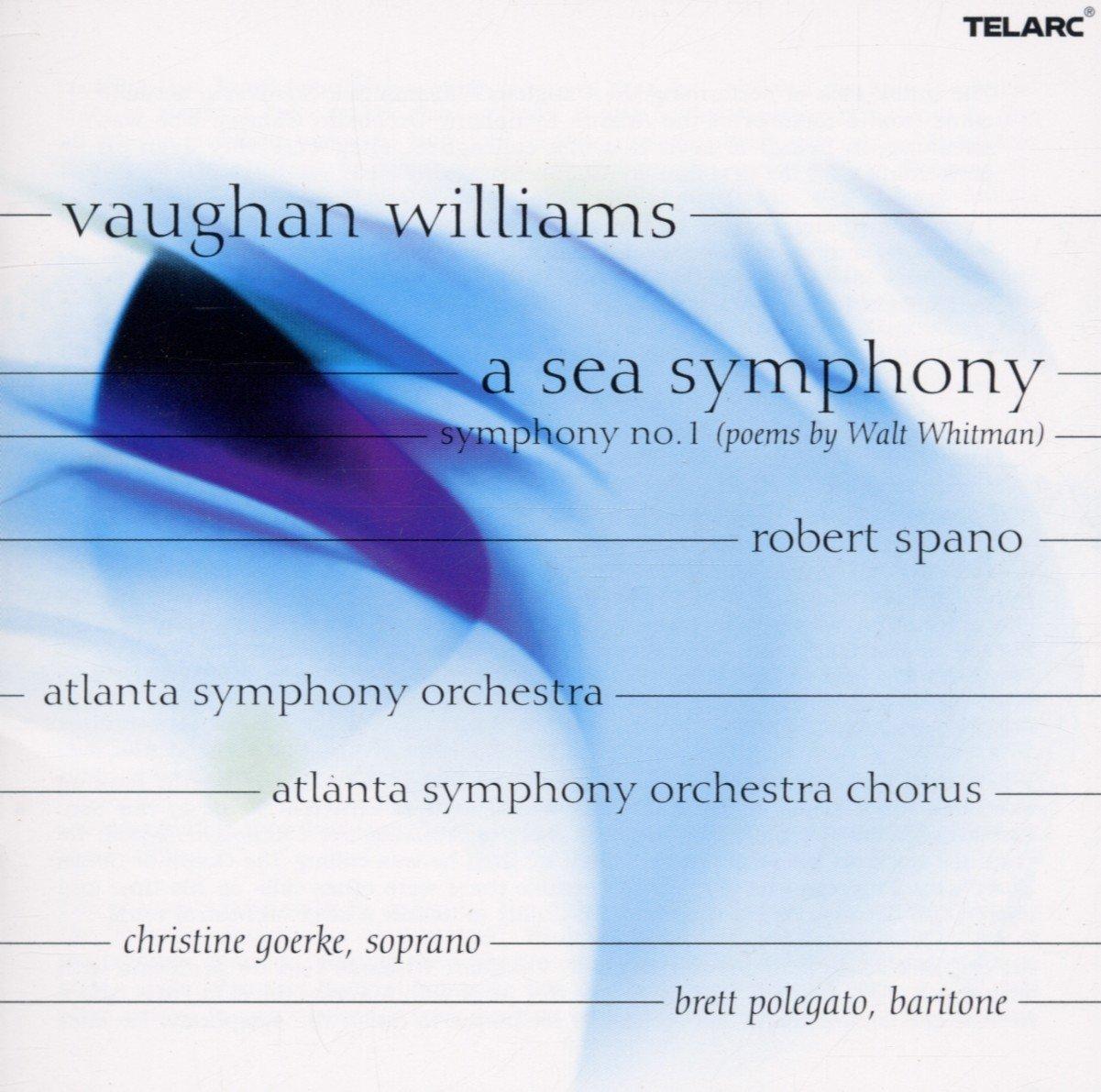 Brett Polegato, Christine Goerke, Ralph Vaughan Williams, Robert ...