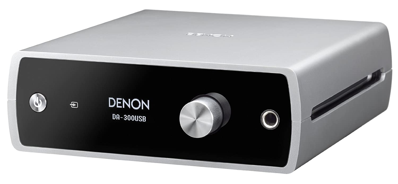 Denon DA-300USB Plata convertidor de audio - Conversor de audio (USB Tipo B, 192 kHz / 24-bit, 170 mm, 182 mm, 57 mm, 1,5 kg): Amazon.es: Electrónica