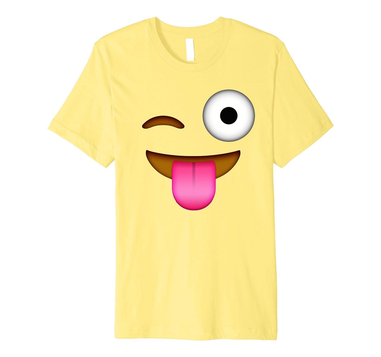 Halloween Emoji Costume T-shirt-T-Shirt