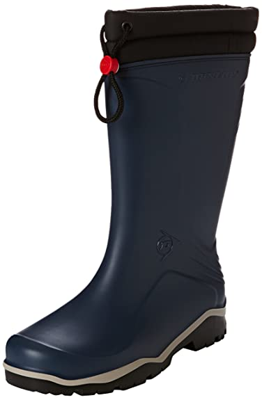 For Sale Buy Authentic Online Unisex Adults K454061 GEV.LRS Blizz Lined Rubber Boots Half Shaft Boots & Bootees Dunlop Cheap Usa Stockist FyUFF6
