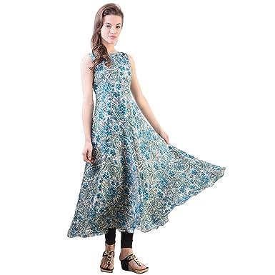 9be17f4bb Libas Women s Anarkali Kurta  Amazon.in  Clothing   Accessories