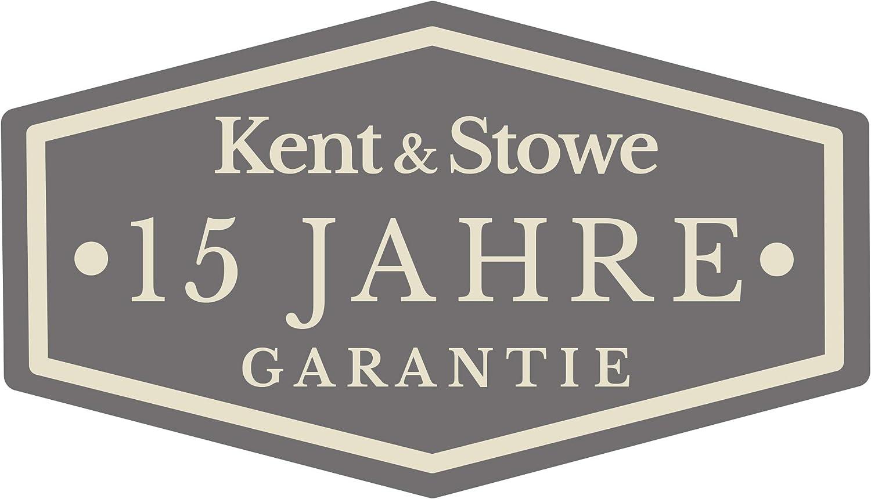 732615 Kent /& Stowe Pala de Madera de Fresno y Acero Inoxidable