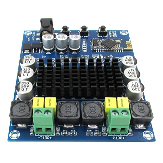 Amazon.com: AOSHIKE 120WX2 TPA3116 CSR8635 4.0 Bluetooth Amplifier Digital Audio Board TPA3116D2 Amplificador Dual Channel Audio Amps moudle: Home Audio & ...