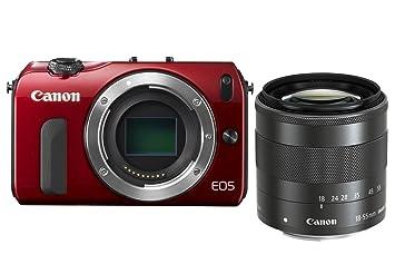 """Canon EOS M - Cámara EVIL de 18 Mp (pantalla táctil de 3"""","""