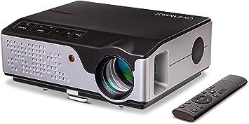 Opinión sobre Overmax Proyector Multipic 4.1 LED Full HD 1080p 3175 x 257 x 1172 cm Relación de aspecto 16:9 y 4:3 Wi-Fi 2 altavoces estéreo Cable HDMI incluido tamaño compacto