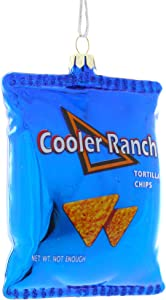 Cooler Ranch Chips Ornament