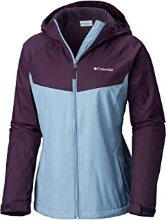 92ea6d0a9d73a Columbia Women s Shining Light Full Zip Jacket at Amazon Women s ...