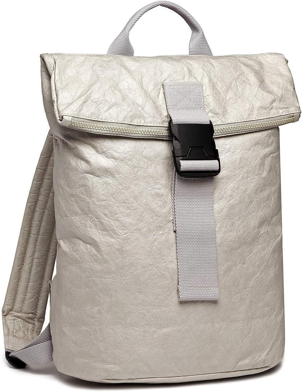 Eco-friend Tyvek Paper Backpack Bags Waterproof Lightweight Casual Daypack