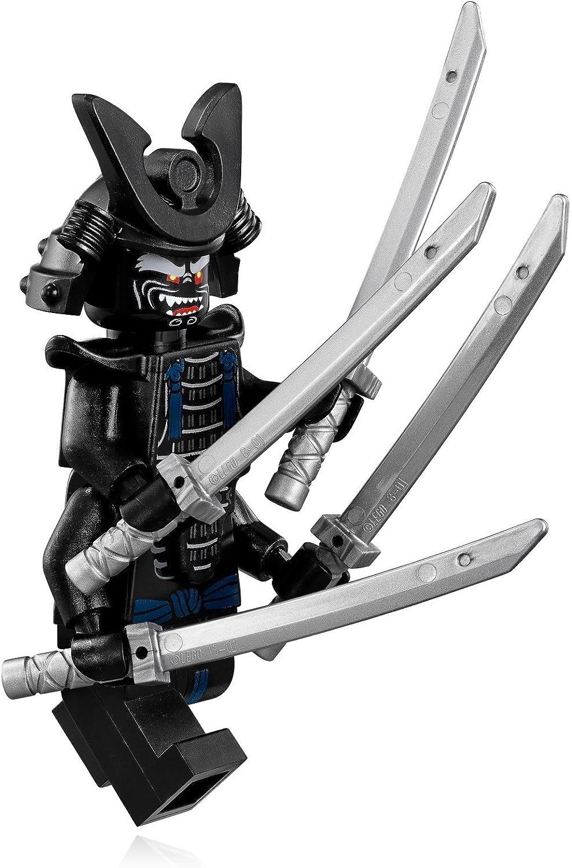 Amazon.com: LEGO El Película minfigure: de Ninjago – Lord ...