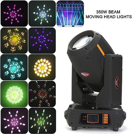 Proyector de luz nocturna Black Disco con cabezal de rotación ...