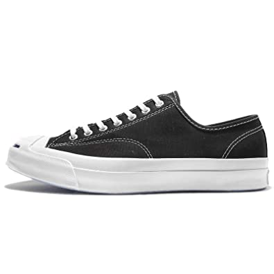Converse Men's Jack Purcell Signature Ox Black 147560C Shoe 4.5 ...