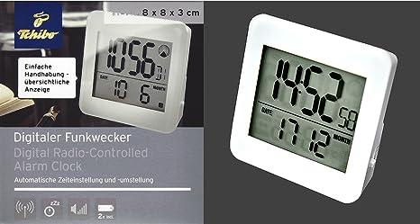 TCM Tchibo - Radio despertador digital, función de retraso ...