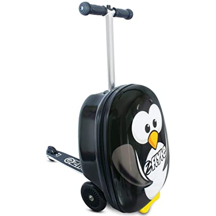 Zinc Flyte Percy The Penguin Midi - Patinete (25 L): Amazon ...