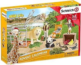 Multi Schleich Fiches Wild Life 42474
