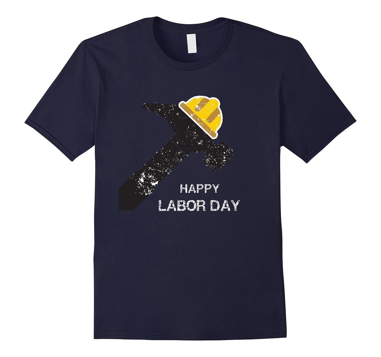 Happy Labor Day T-Shirt for Women/Men-BN