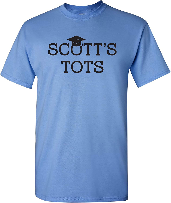 Scott's Tots - Funny TV Show Graphic T Shirt
