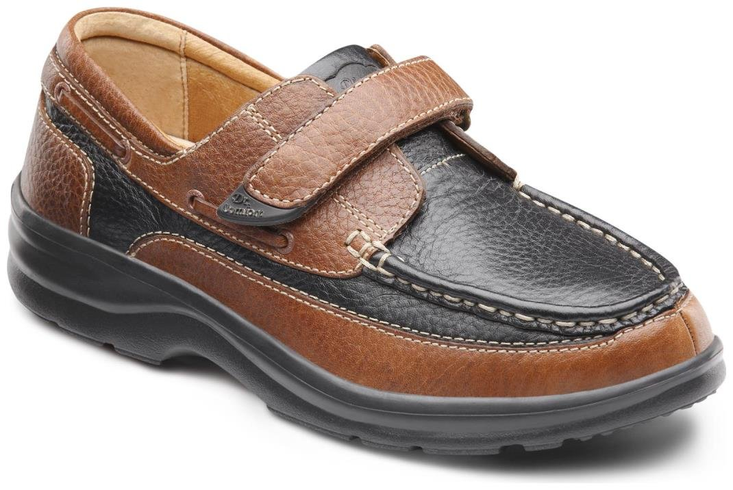 Dr. Comfort Women's Wave Multi Diabetic Boat Shoes by Dr. Comfort