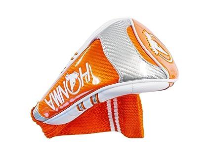 Amazon.com: Honma nuevo equipo hc-1801 Tour mundo naranja ...