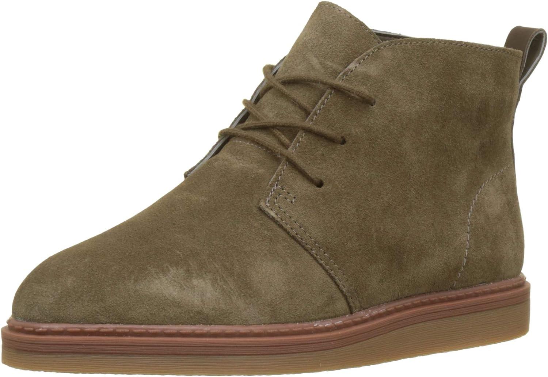 Stevenson Instalaciones Robusto  Clarks Women's Dove Roxana Chukka Boots: Amazon.co.uk: Shoes & Bags