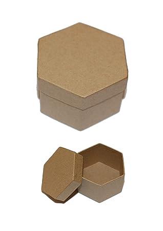 Casa Ydeal Store Cajas de Cartón Muy Resistente (Pack de 6 ...