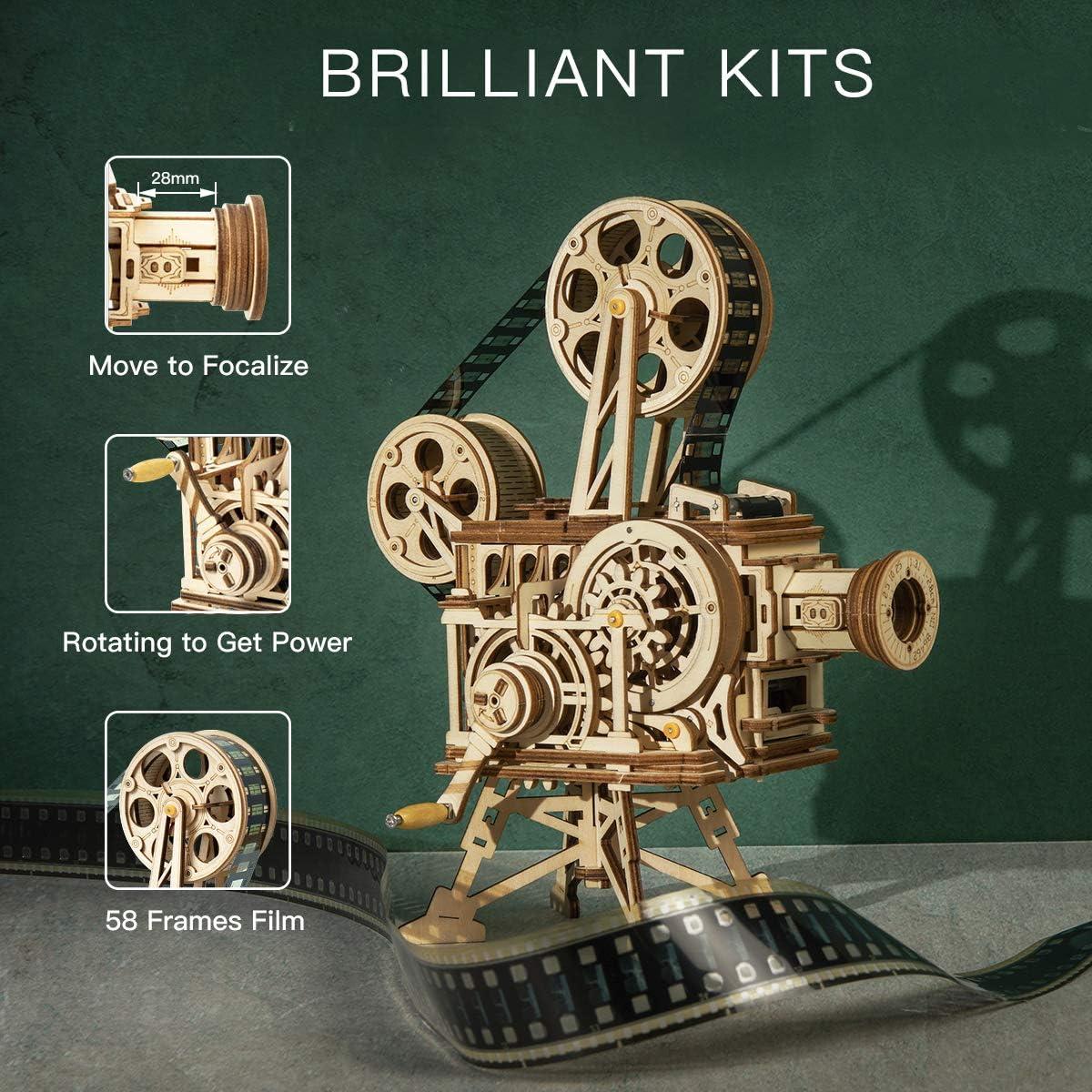 Idées de cadeaux pour un fan de cinéma Maquette projecteur