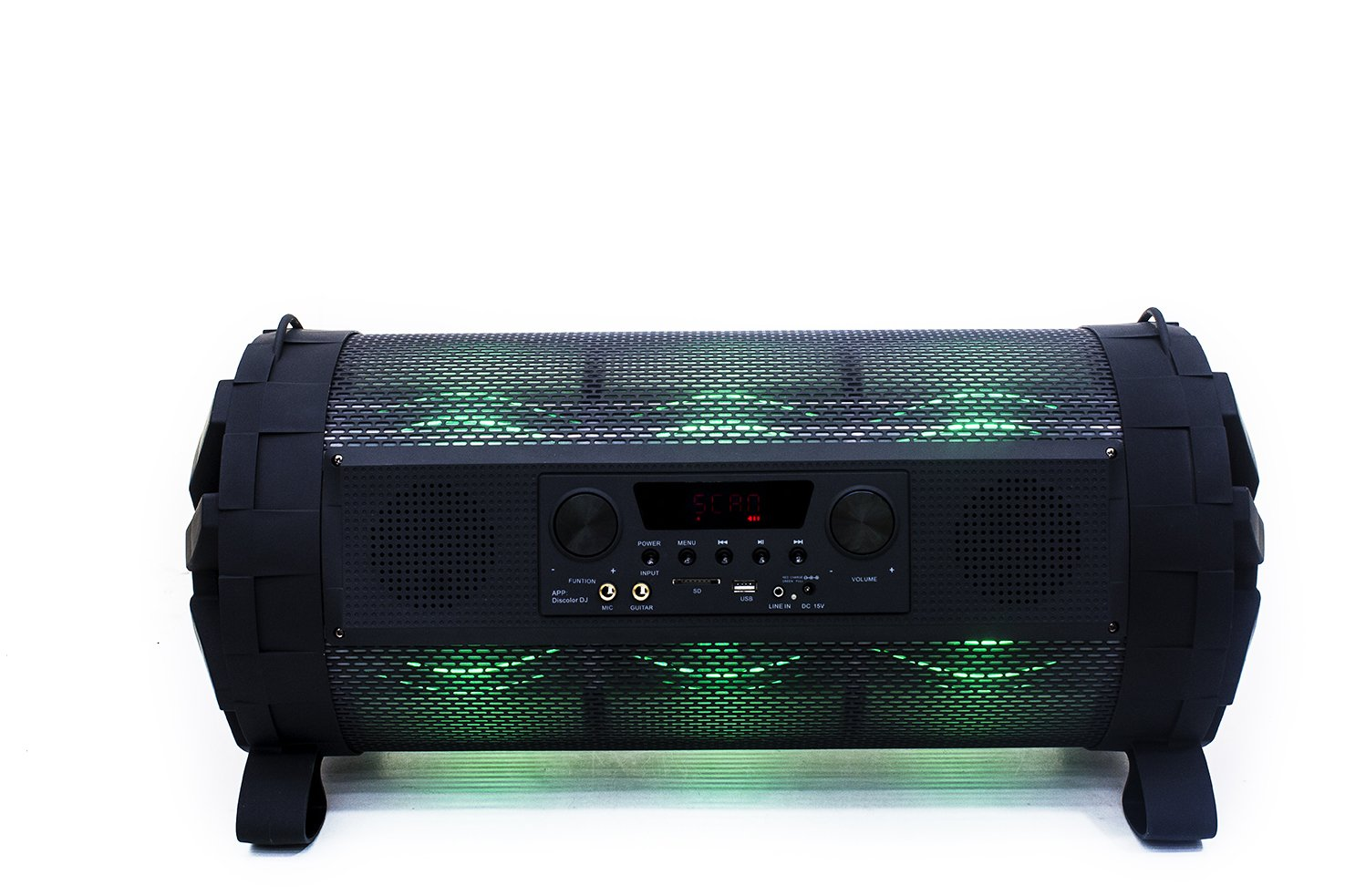 Soundstream Street Hopper 6 Speaker With Light Show 2 Us Blaster Products Car Audio Wiring Kits Usb 6128 Channel Home Theater Stereo System