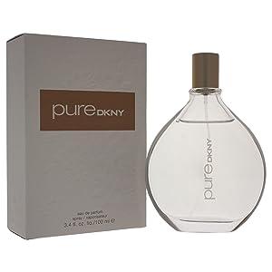 Pure Dkny Drop of Vanilla Eau De Parfum Spray by Donna Karan, White , 3.4 Ounce