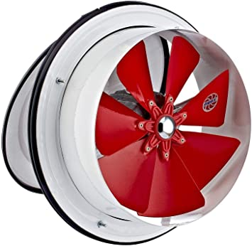 BK 250 Industrial Axial Ventilador Ventilación extractor ...