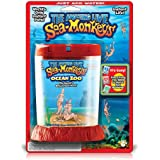 Amazing Live Sea Monkey's Ocean Zoo - (Color/Styles Vary)