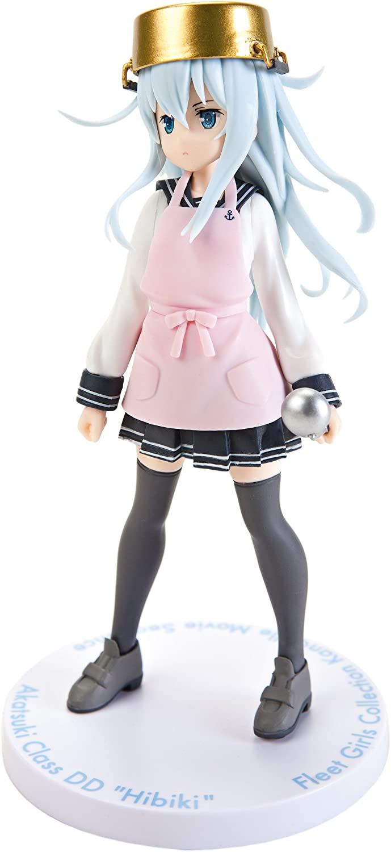 The Movie Hibiki Premium Figure From Japan Sega KanColle