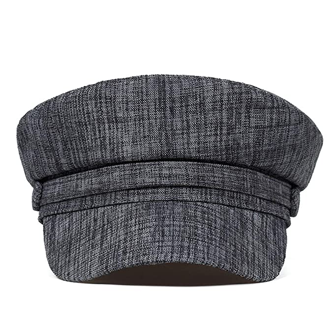 FDBQC Beret Hat Moda 3 Color Gorra Azul Marino Mujeres Streetwear ...