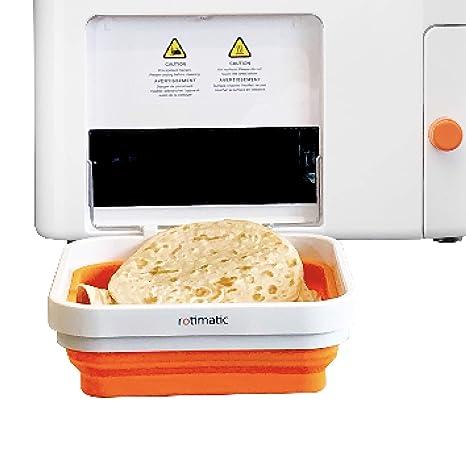 Amazon.com: Rotimatic Accessory - Cesta Roti: Kitchen & Dining