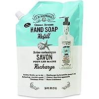 J.R. Watkins Ocean Breeze Liquid Hand Soap Refill Pouch, 1 Liter