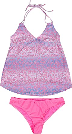 SWIMSUIT BATHING SUIT 2 pc GIRLS KIDS SWIMWEAR RUFFLE TOP BIKINI BOTTOM BABY NWT