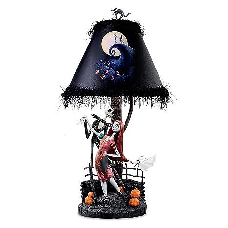 Tim Burton de la Pesadilla antes de Navidad de la luna lámpara de ...