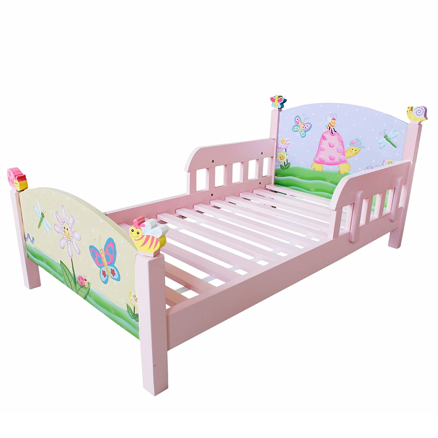Teamson W-7485A Magic Garden Kinderbett