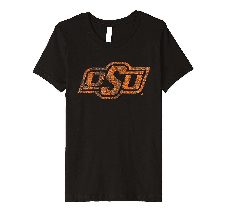 Amazon.com  Oklahoma State University NCAA Women s T-Shirt osuc1016   Clothing 2e1b32140